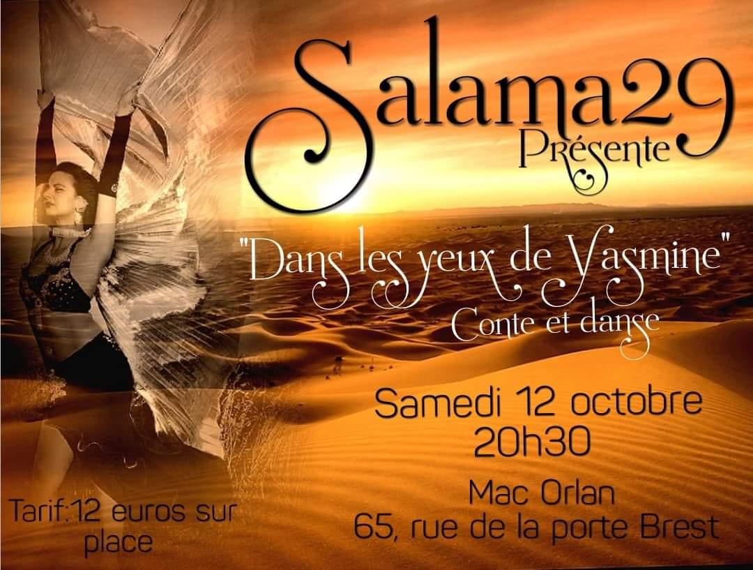 Dans les yeux de yasmine salama29