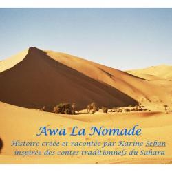 Titre awa la nomade